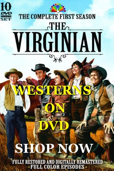 Western movies on DVD